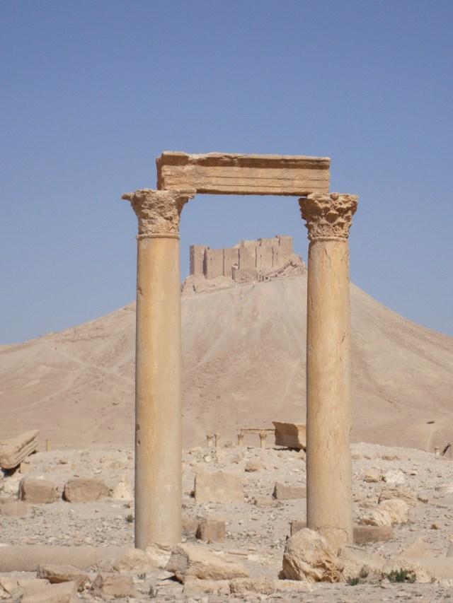Arch & Castle Palmyra