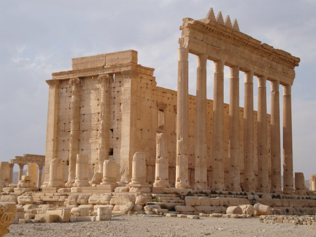 Temple of Bel2, Palmyra