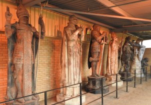 The Chess Pieces, Warner Bros Studios, Watford