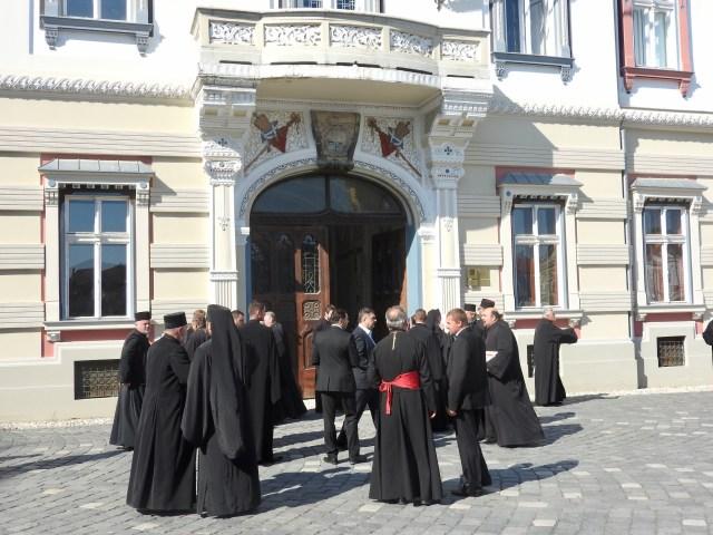 Serbian Orthodox Bishop Residence, Timișoara, Romania
