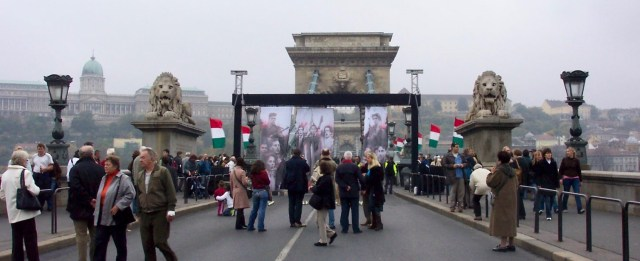 October 2006 50th Anniversary Commemorations of the 1956 Uprising