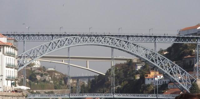 Dom Luis Bridge Porto
