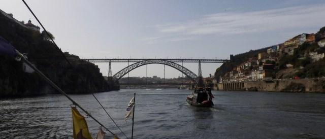 Maria Pia Bridge Port