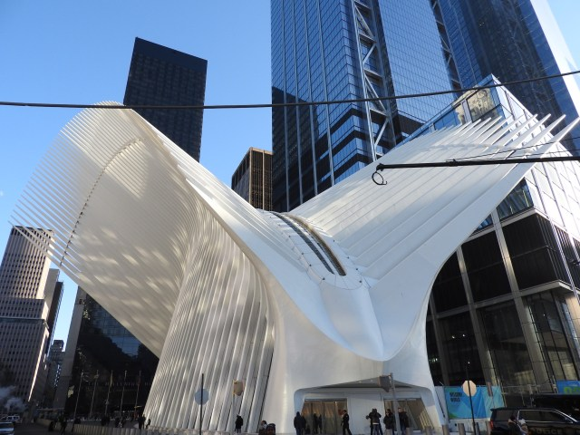 Oculus Transport Hub, New York