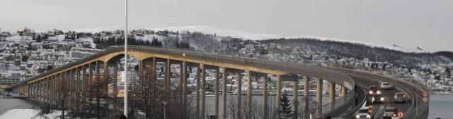 Tromso Bridge, Norway
