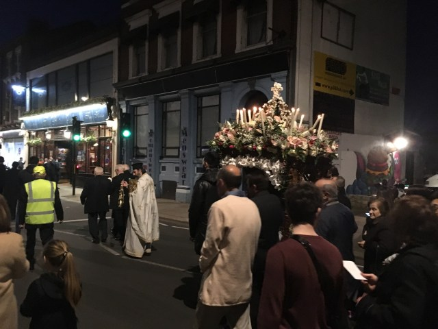 Epitaph Orthodox Easter