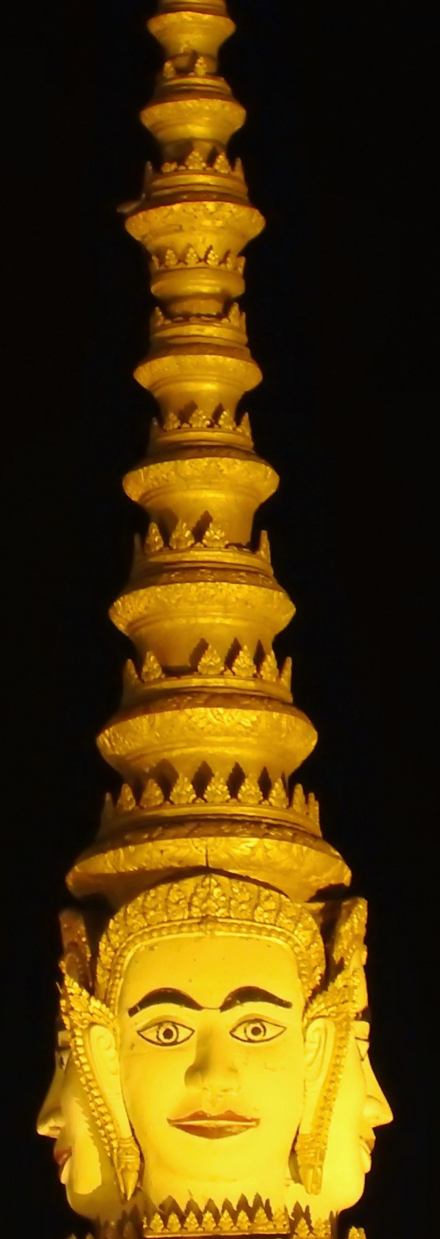 Buddha Tower, Royal Palace