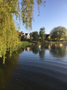 River Stour, Sudbury, Suffolk