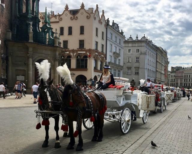 Old Town, Krakow, Poland