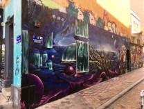 Graffiti Art, Marseille, France