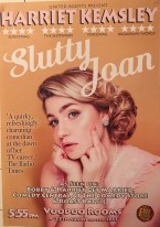 Slutty Joan AKA Harriet Kemsley, Edinburgh Fringe