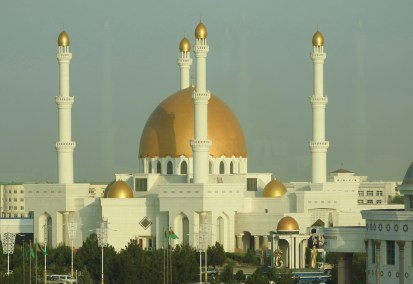 Jumai Mosque, Mary, Turkmenistan
