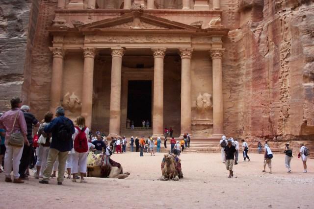 Petra, Jordan, Camel