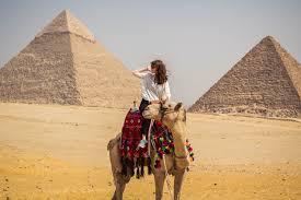 Pyramids Camel Ride