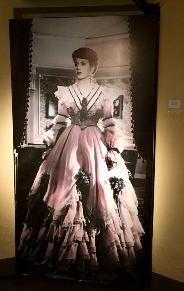 Evita Portrait, Museo Evita