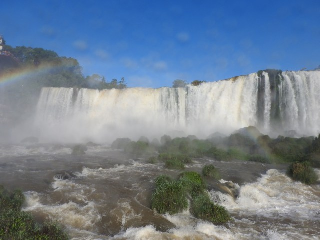 The Devil's Throat, Iguazu Falls, Brazil