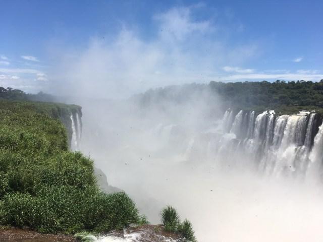Iguaçú Falls, Brazil