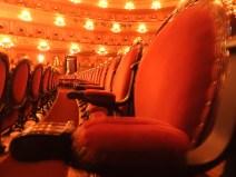 Interior, Colon Theatre, Buenos Aires, Argentina
