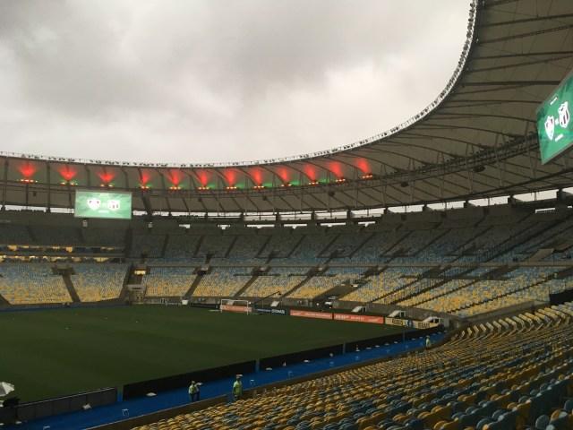 Maracanã Stadium, Rio