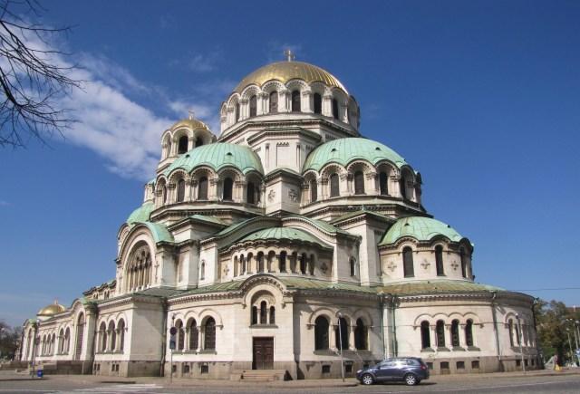 Nevsky Cathedral, Sofia
