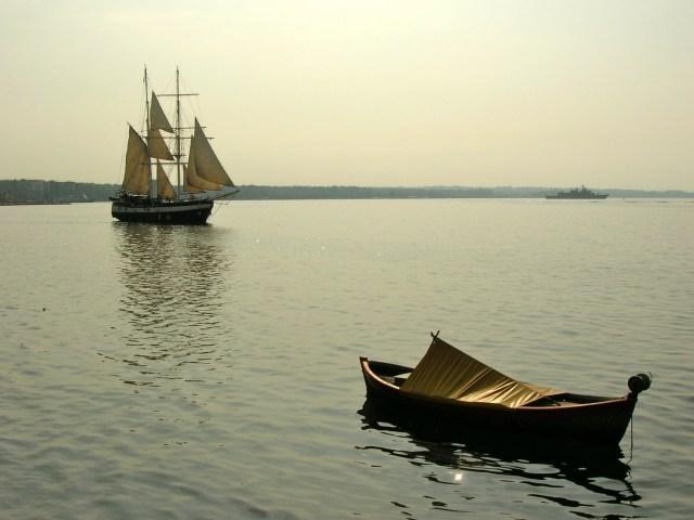 Vessels, Thessaloniki, Greece
