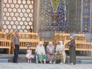 Sher-Dor Madrasah, Samarkand