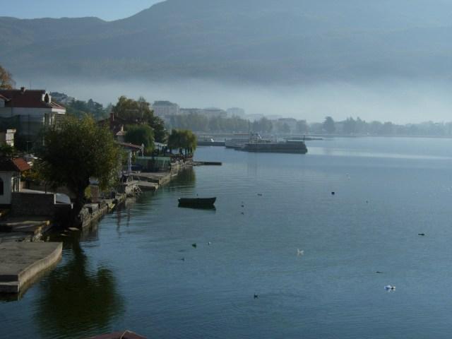 Early Morning, Lake Ohrid, Macedonia