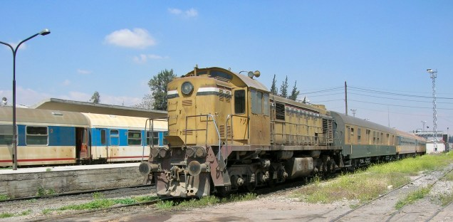 Damascus Train 3