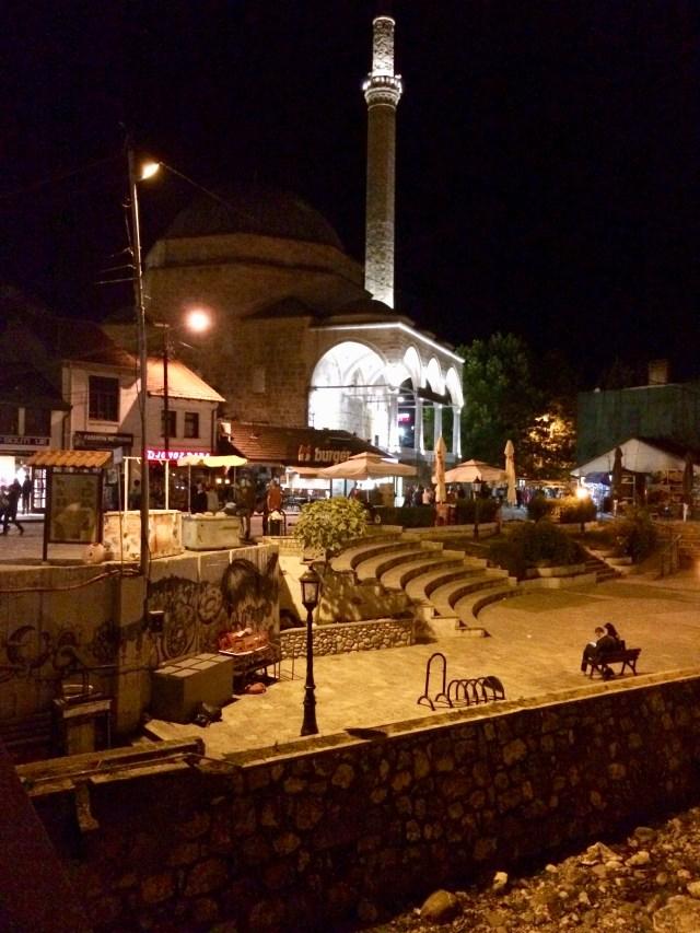 Prizren Mosque, Kosovo