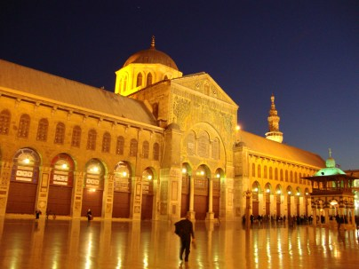 Umayyad Mosque Damascus 11