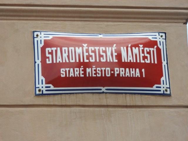 Staroměstské Náměstí, Prague