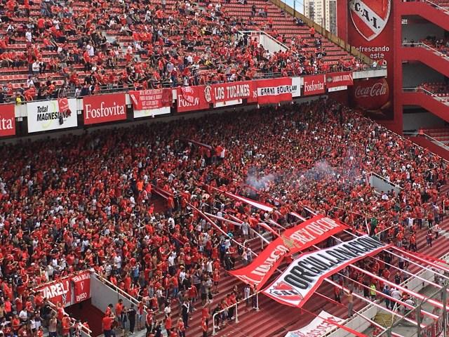 Independiente Stadium, Buenos Aires, Argentina