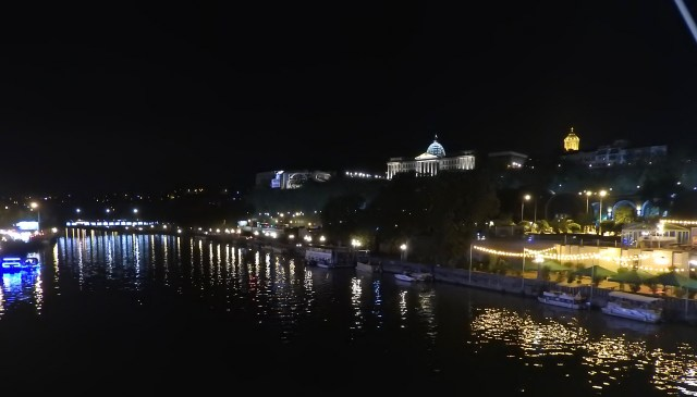 Tbilisi Parliament Building