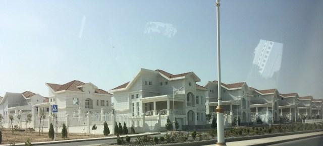 Ashgabat Houses, Turkmenistan