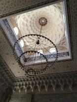 Interior of Juma Mosque, Shamakhi, Azerbaijan