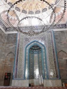 Mihrab in the Juma Mosque, Shamakhi, Azerbaijan