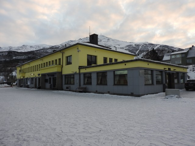 Narvik Train Station Norway