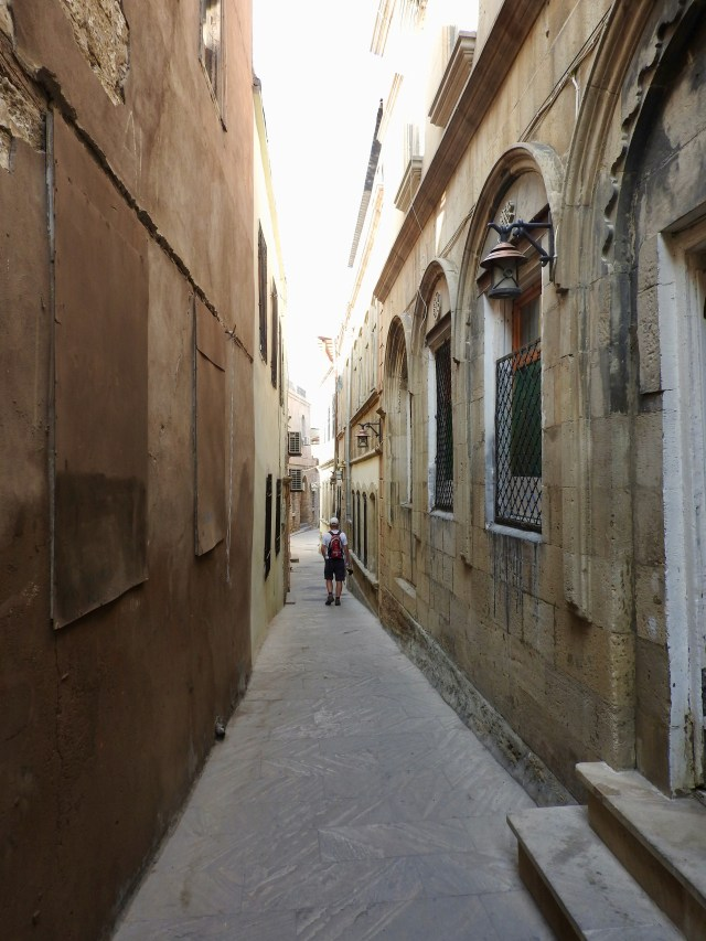 Old Town Alleys, Baku