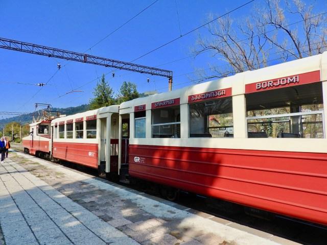 The Kukushka Train, Georgia