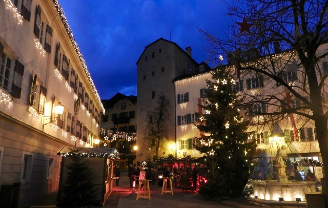 Zell am See Christmas, Austria