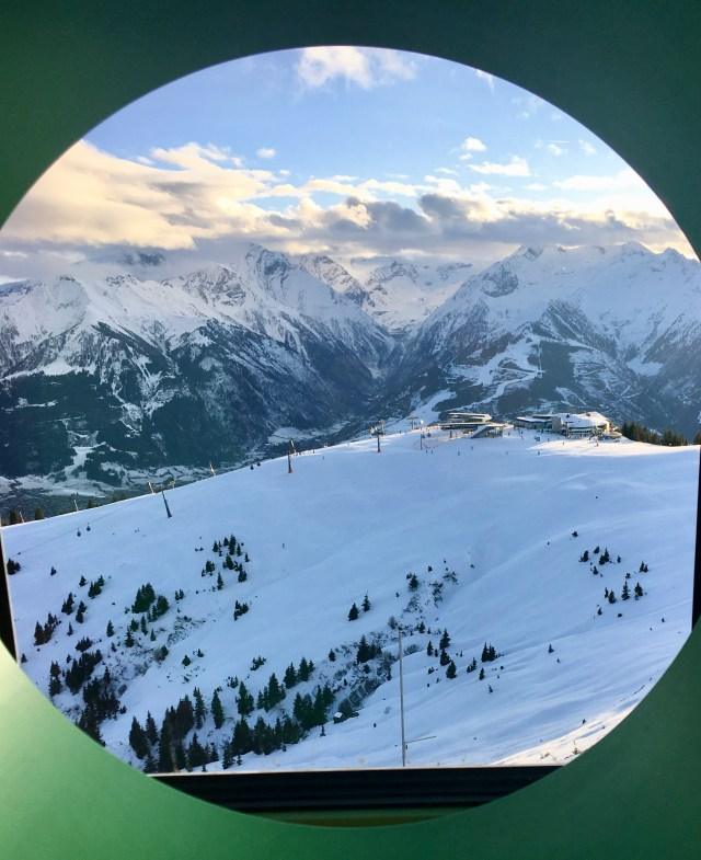 Eastern Alps, Zell am See, Austria