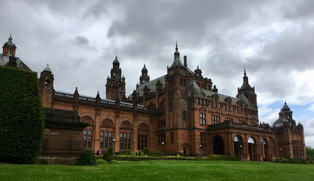 Kelvingrove Gallery, Glasgow