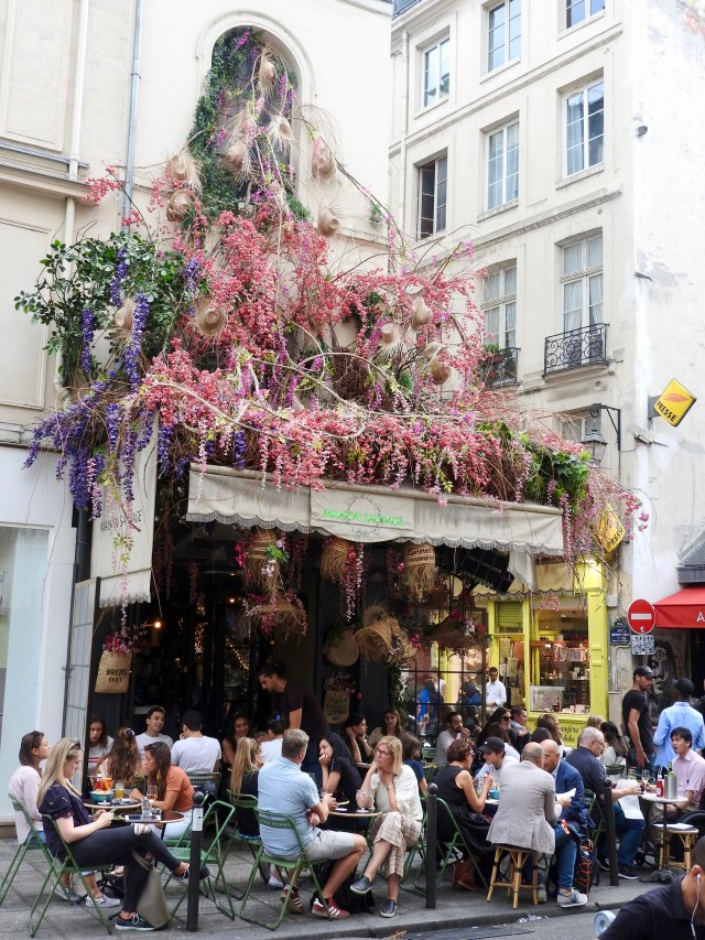 Quartier Latin Cafe, Paris