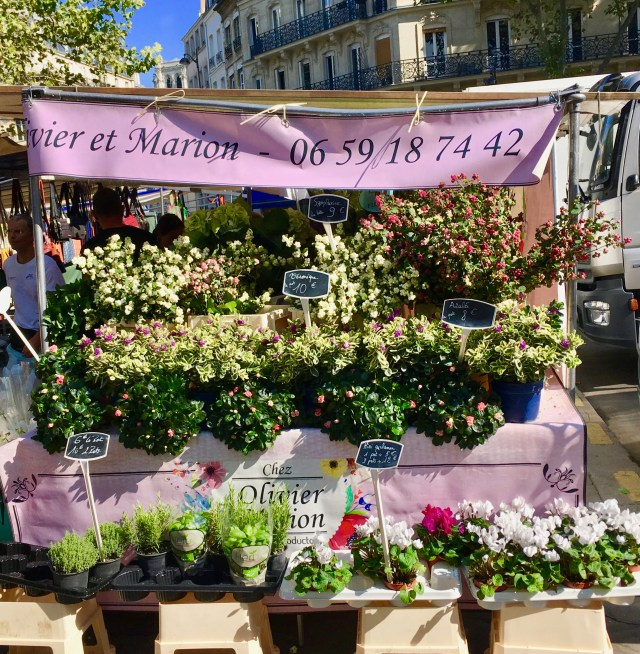 Quartier Latin Market, Paris