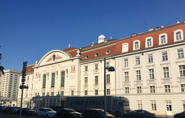 Wiener Konzert Haus, Austria