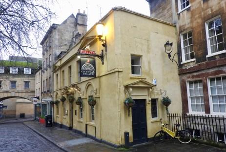 Crystal Palace Pub, Bath