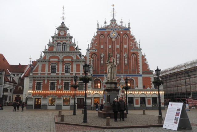 The House of Blackheads, Riga