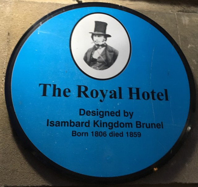 The Royal Hotel, Bath, UK