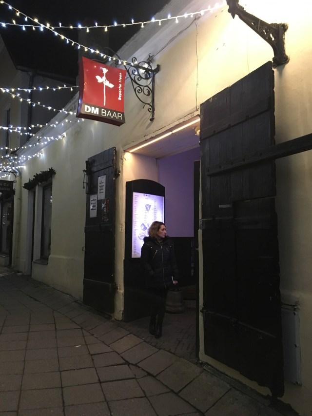 DM Baar, Tallinn