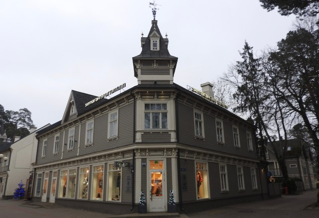 Majori Shop, Latvia